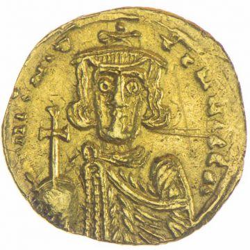 Solidus des Constantinus IV.