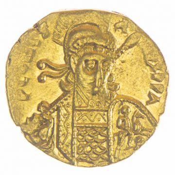 Solidus des Constantinus IV. Pogonatus