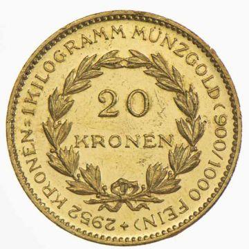 20 Kronen 1923