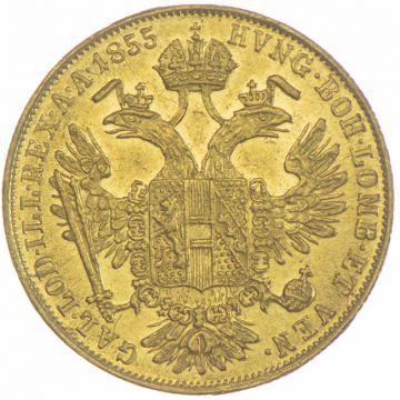 Dukat 1855 A