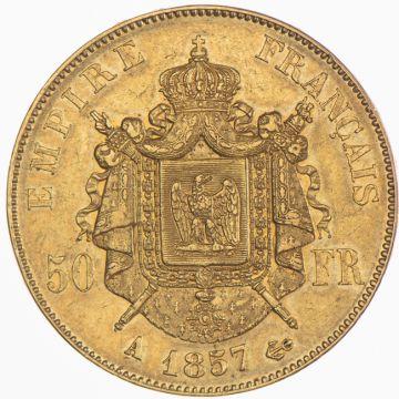 50 Francs 1857 A