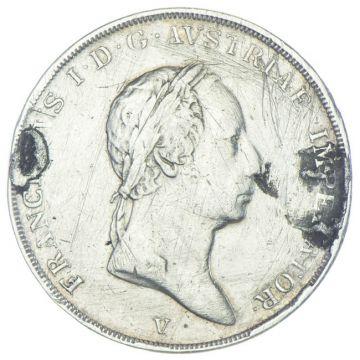 1/2 Scudo 1826 V