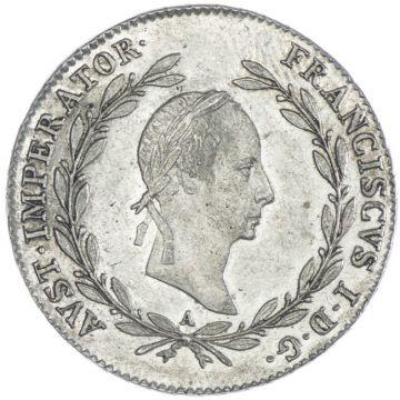 20 Kreuzer 1829 A 1