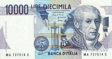 10000 Lire 1984