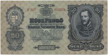 20 Pengö 1930 (Kossuth)