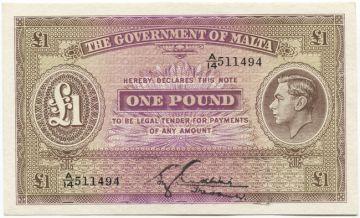 1 Pound 1940 (George VI)