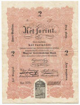 2 Forint 1848 (``Kossuth-Note´´)
