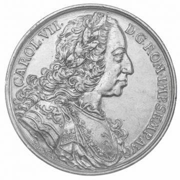 Antrittstaler o.J. (1742)
