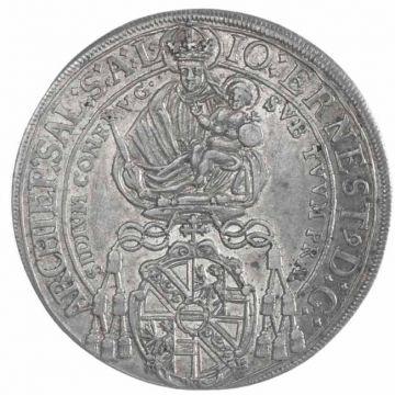 Taler 1696 Salzburg