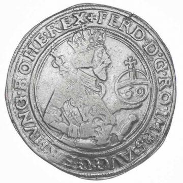Guldentaler zu 60 Kreuzer 1560 Hall