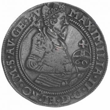 Guldentaler zu 60 Kreuzer 1571 Kuttenberg