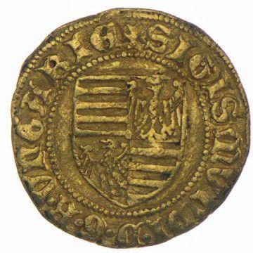 Goldgulden M - A o.J. (1399-1401) Buda