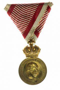 bronzene Militärverdienstmedaille SIGNVM LAVDIS