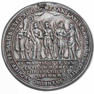 Max Gandolph Graf Küenburg Taler 1682 (Peter Seel)