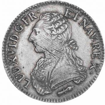 Ecu aux branches d´oliviers 1790 Q