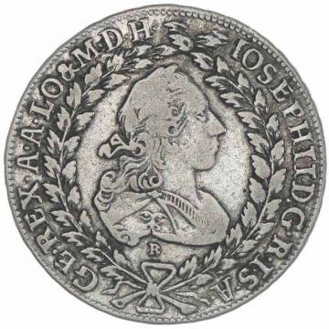 20 Kreuzer 1771 B//EvM-D