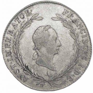 20 Kreuzer 1825 A