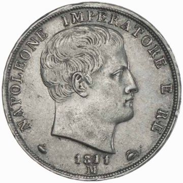 2 Lire 1811 M