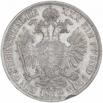 Vereinstaler 1862 V