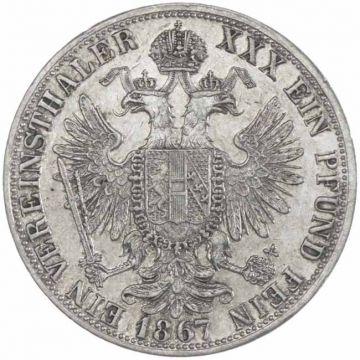 Vereinstaler 1867 A