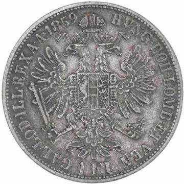 Gulden 1859 V