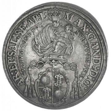 Taler 1674 Salzburg