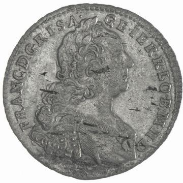 VII Kreuzer 1763 P - R, Prag
