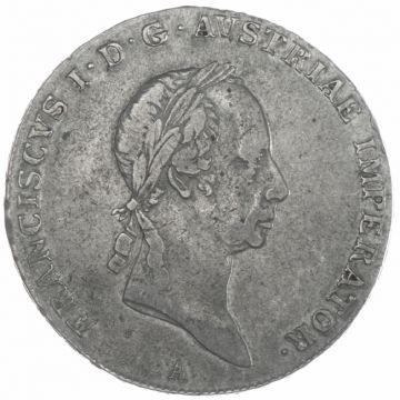 1/2 Taler 1829 A