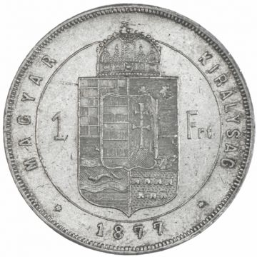 Forint 1877 KB