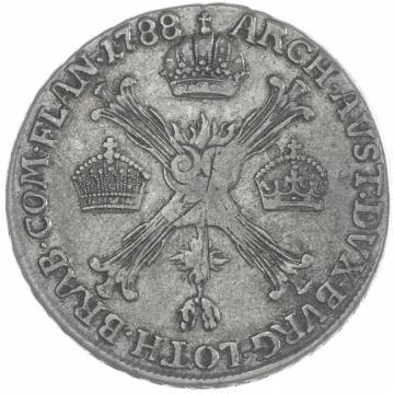 1/4 Kronentaler 1788 H