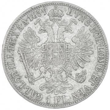 Gulden 1859 M