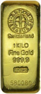 Argor-Heraeus Goldbarren 1.000 g