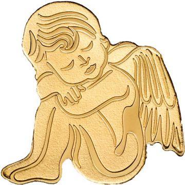 Goldener Schutzengel