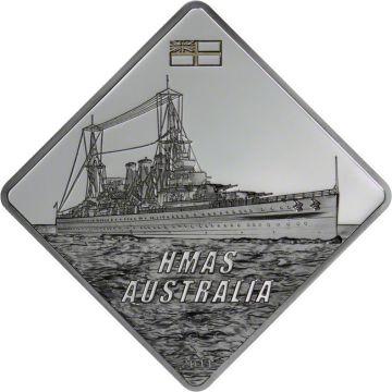 Kampfschiff - HMAS Australia