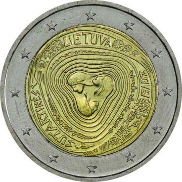 Sutartinés (Volkslieder) Coin Card