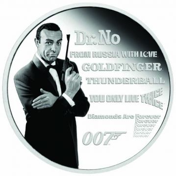 James Bond Vermächtnis - Sean Connery
