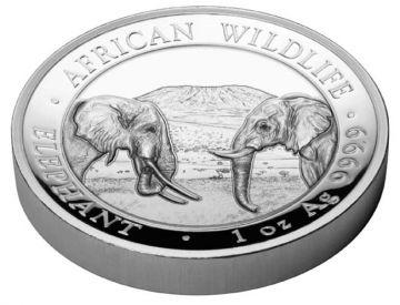 Elefant High Relief