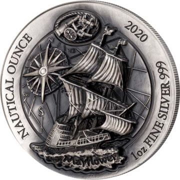 Mayflower High Relief