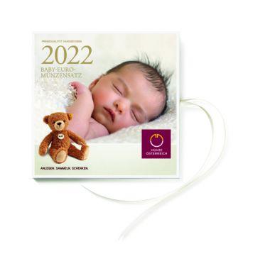 Baby-Euro-Münzensatz 2022