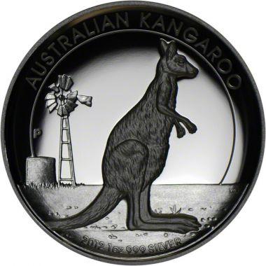 Känguru High Relief 2012