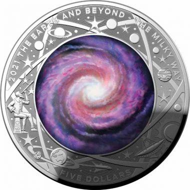 Die Milchstraße - Finale Ausgabe der Earth and Beyond Serie