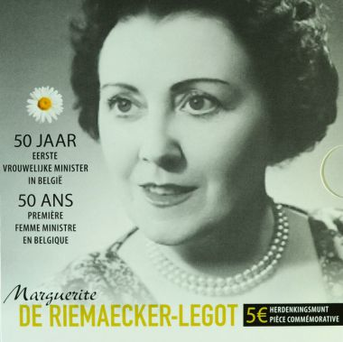 Marguerite De Riemaecker-Legot