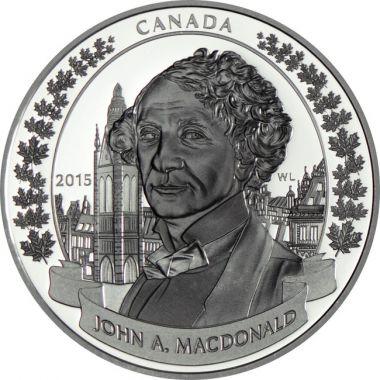 Sir John A. Macdonald 1