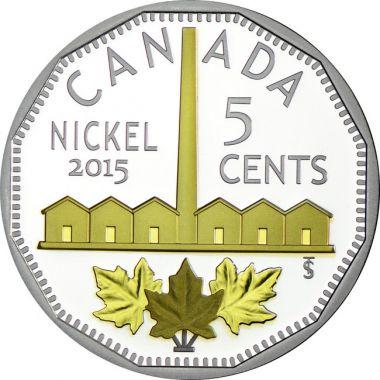 Kennzeichnung des Nickel