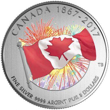Kanadier voller Stolz
