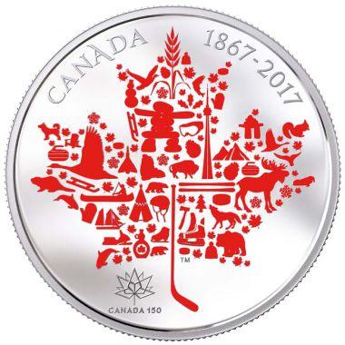 Symbole Kanadas