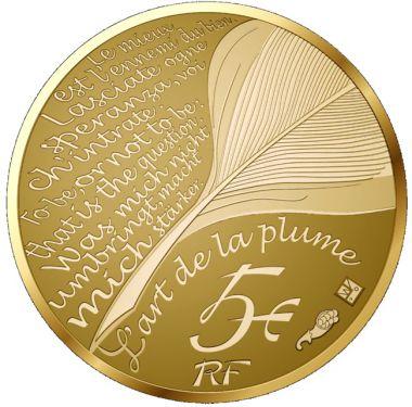 Jean De La Fontaine - Start der neuen Serie Die Kunst des Stiftes