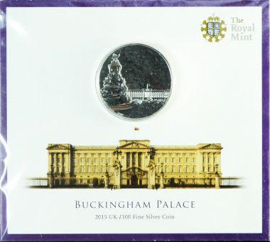 Buckingham Palast 1