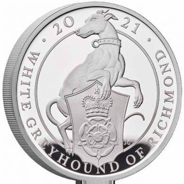 White Greyhound of Richmond