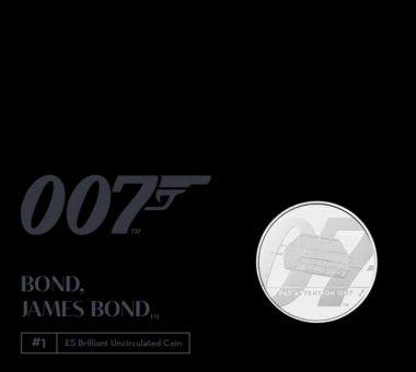 Passen Sie auf 007